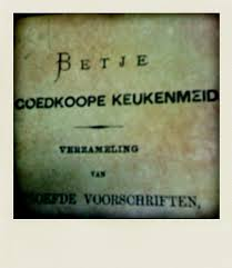 betje kookboek 1850