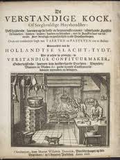 oud kookboek de verstandige