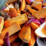 bouillon van groente-afval