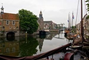 Mijn grootvader werd in Delfshaven geboren en stierf daar in Rotterdam