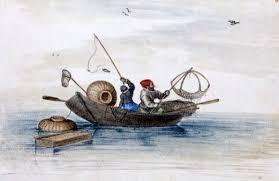 vissers in kampen