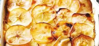 appeldeksel voor hartige ovenschotel