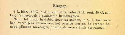 oud kookboek
