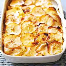 ovenschotel met appel