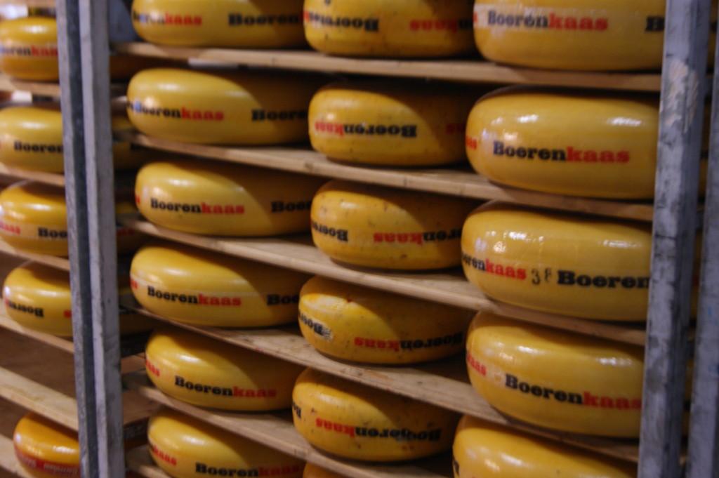 Nederlandse kaas: daar kunnen we beter niet zelf aan beginnen