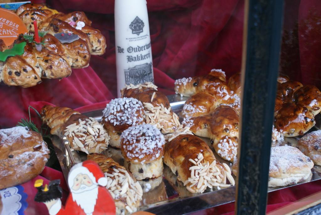 kerstetalage 2014 eerlijke bakkerij hardenwijk
