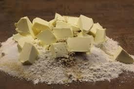 deeg voor vanille kipferl