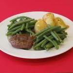 groente vlees aardappel