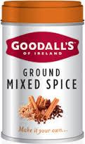 mixes spices