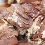schapenvlees met been