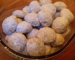 sneeuwballen uit de frituur