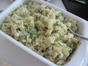 aardappel-peterseliesalade