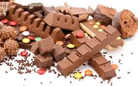 chocolade veel