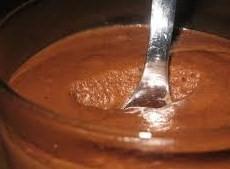 chocolade vulling