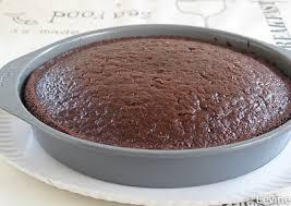 ronde chocol;ade cake