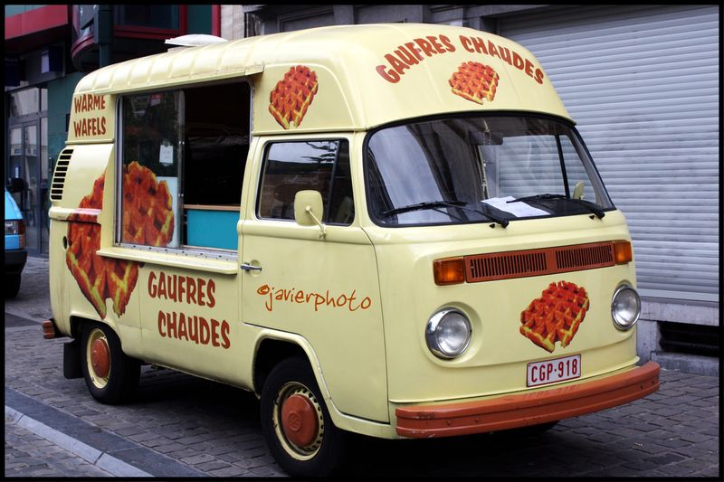 belges wafels car