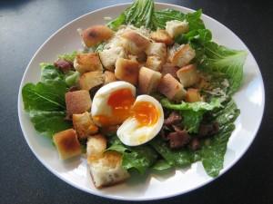 bindsla salade