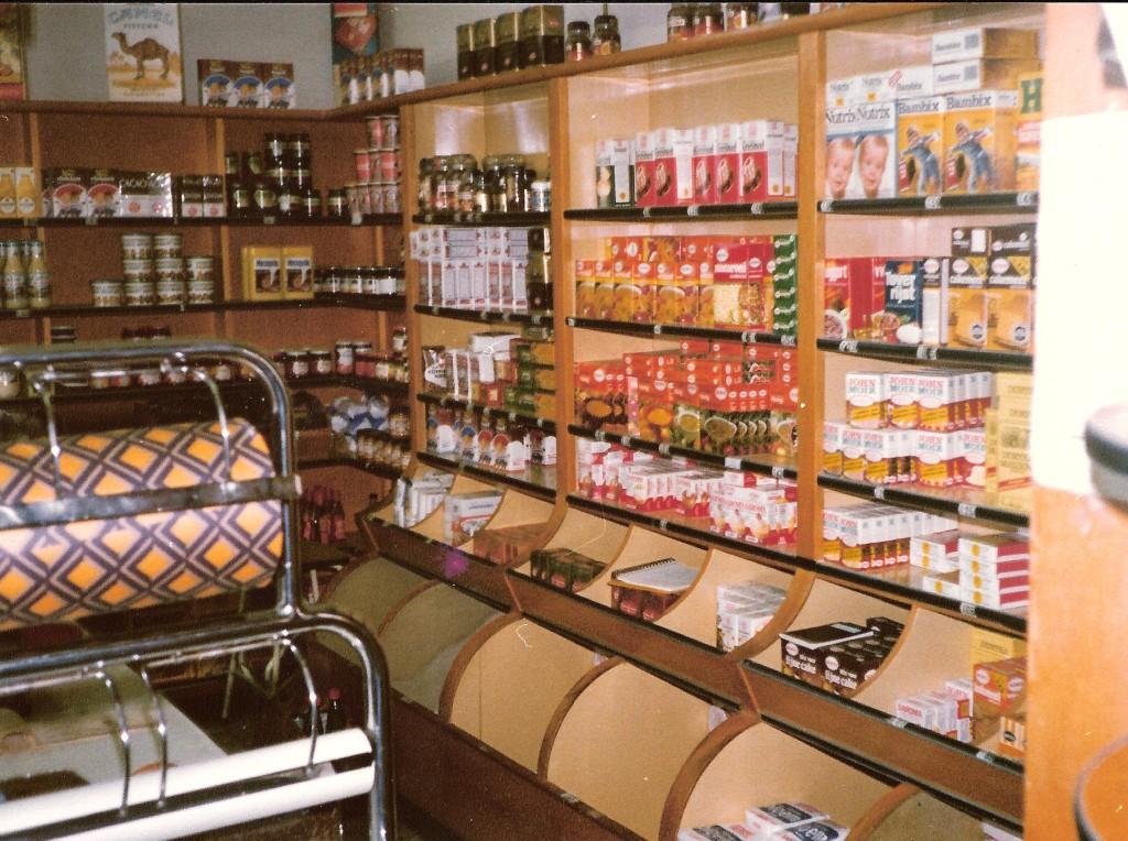 Bruur driksken of de verdwenen buurt winkels het for Interieur winkels