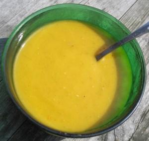 kleefkruid tomaten soep