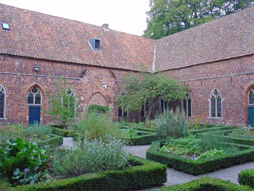 klooster tuin ( ter apel)