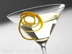 martini zonder olijf
