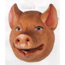 varkens masker