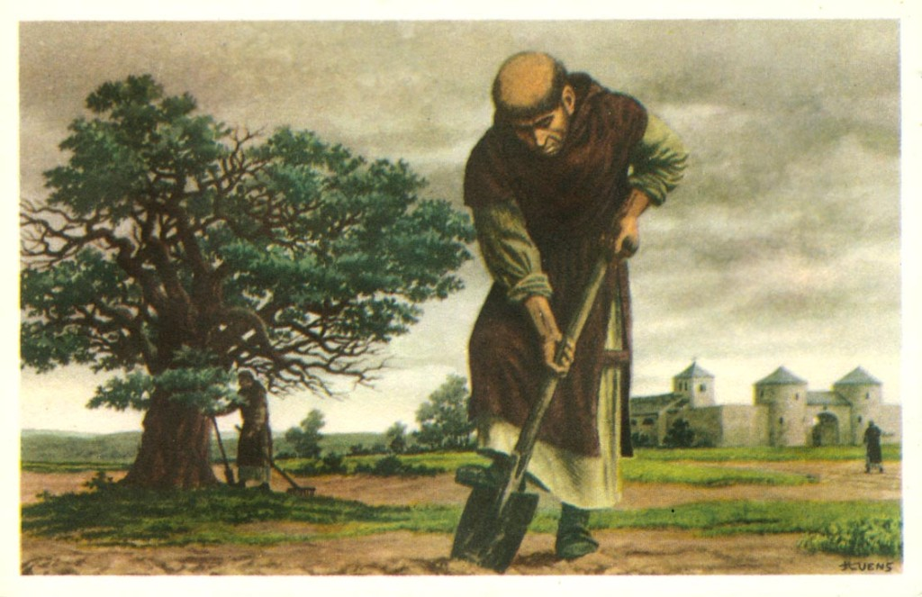 043 de monikken in de VIIe eeuw