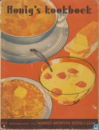 honig's kookboek omslag