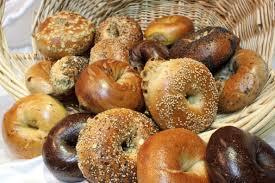 bagels in meerdere soorten