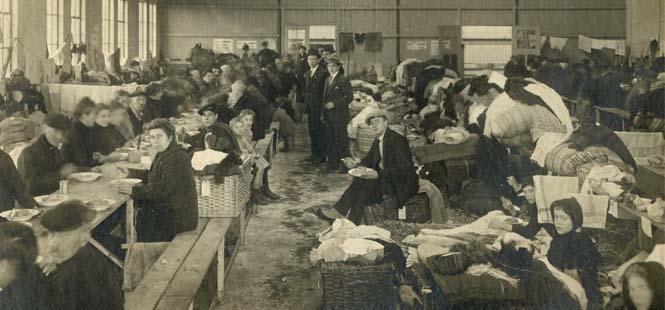 eerste wereldoorlog belgische vluchtelingen