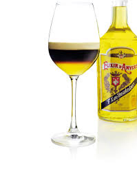 elixir dánvers in glas