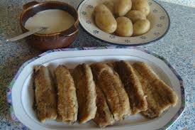 gebakken haring