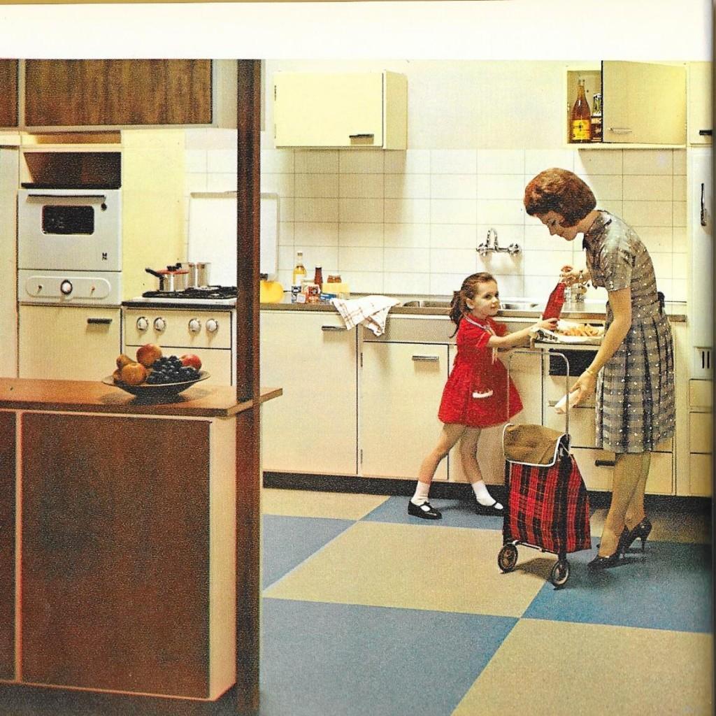 ik kan koken keuken 1962