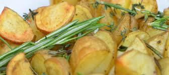 rozemarijn aardappels
