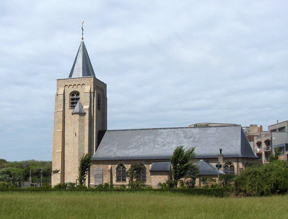 Duinenkerkje Mariakerke