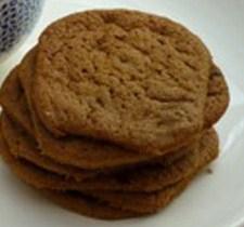 koekjes met berenklauwzaadjes met dank aan WritingAlice