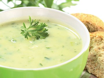 Jenny Lind soep