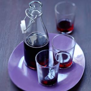 zwarte bessensiroop