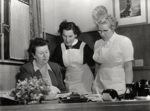 werkende vrouw anno 1977
