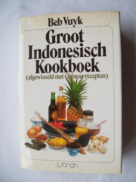 Beb Vuyk Kookboek