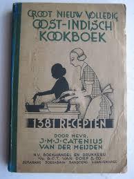 Catenius Groot Nieuw Kookboek