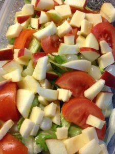 Hollandsche snel salade