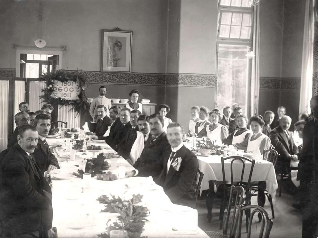 feestmaal 1911 ONO