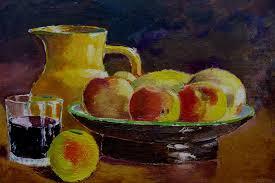fruit als nagerecht