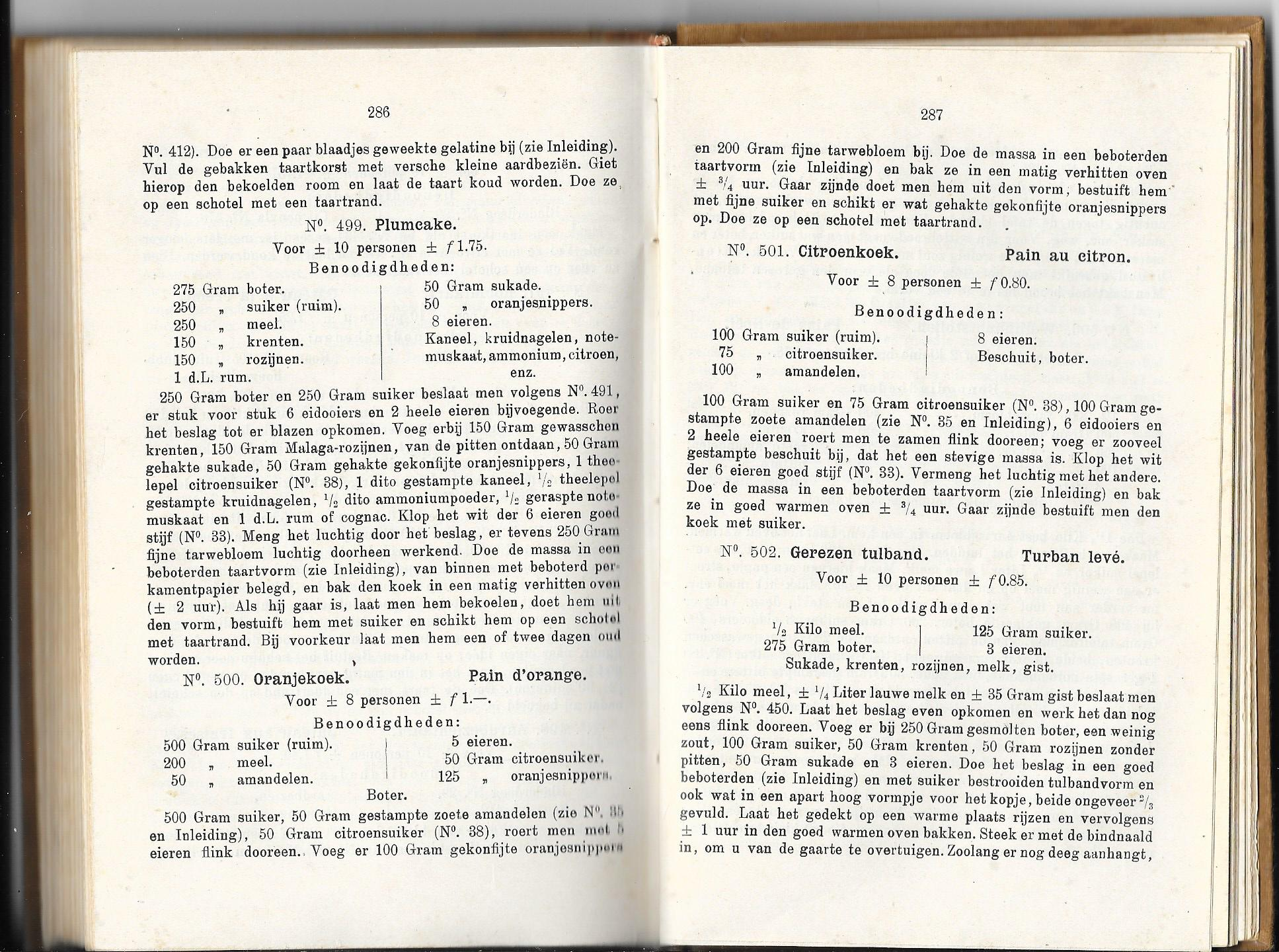nationaal kookboek panina's 286 288