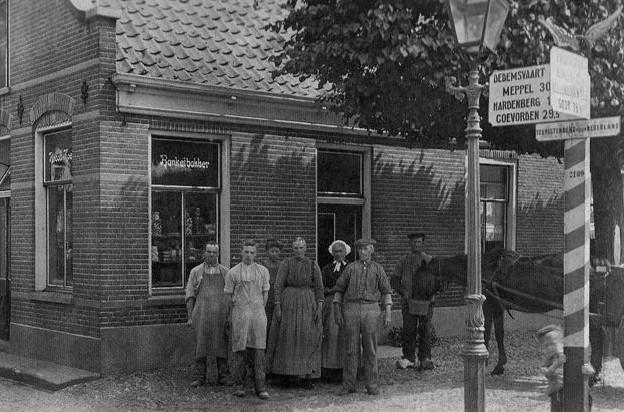 oude bakkerij ion Ommen