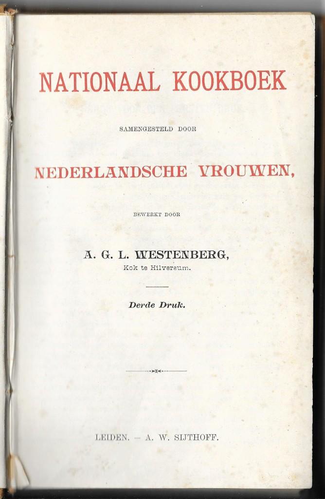 titelblad nationaal kookboek