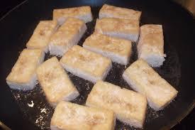 tofu aanbakken