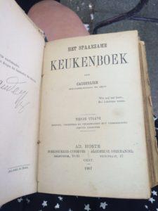 vlaams kookboek 1