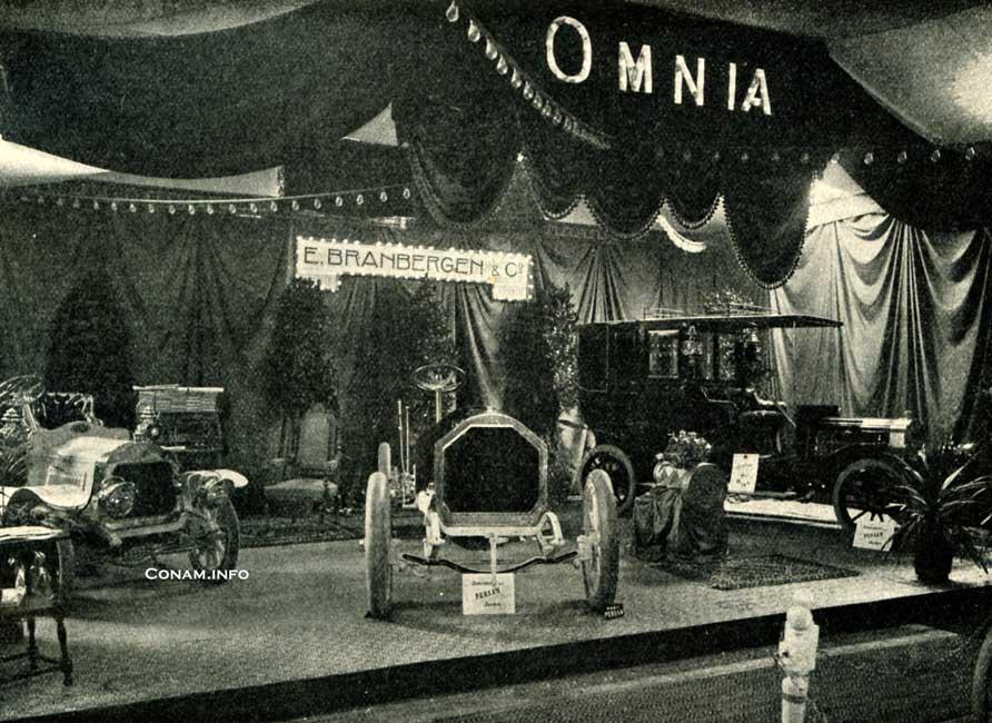 omnia 1907 echt Belgisch